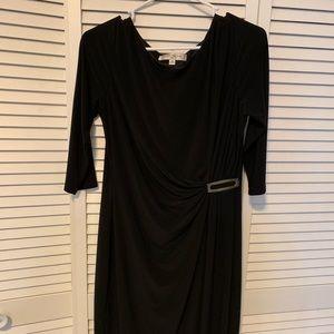 Evan picone dress size 14 little black dress